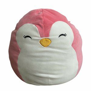 """SQUISHMALLOW Piper the Pink Penguin 16"""""""